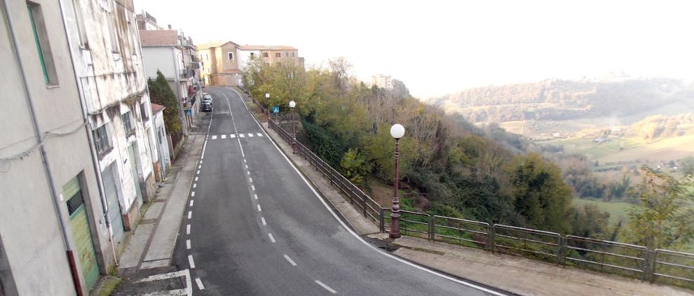 Via della Circonvallazione